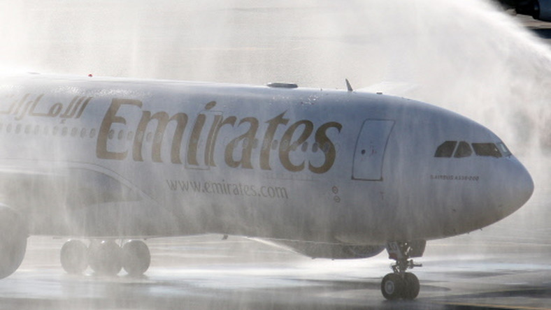 FRANCE-EMIRATES-TRANSPORTS
