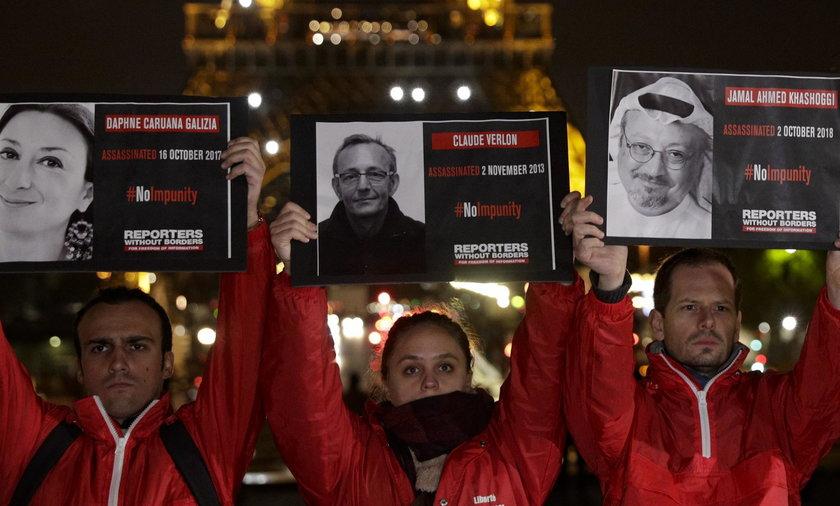 Międzynarodowy Dzień Ukrócenia Bezkarności za Zbrodnie