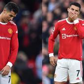 Ronaldo kakvog dosad nismo videli! Portugalac nije mogao da sakrije bes, šutnuo igrača nasred terena - a nakon debakla u derbiju uputio reči KOJE VIŠE BOLE OD ŠAMARA VELIKOG RIVALA