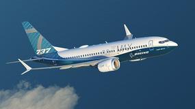 Boeing 737 MAX 7 po pierwszym udanym locie. Debiut samolotu wydaje się niezagrożony
