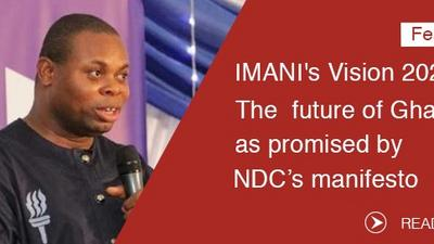 The future of Ghana as promised by NDC's manifesto