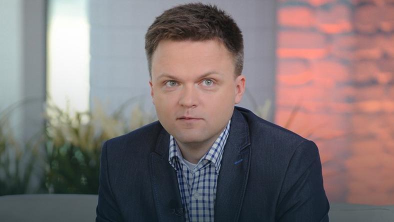 Szymon Hołownia (fot, AKPA)