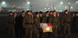 5 pogrzebów w Wigilię. Ciała żołnierzy wróciły do Polski
