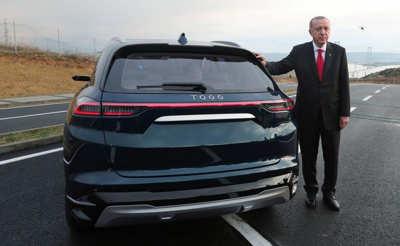 Elektryczny SUV i Erdogan