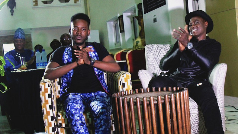 Sound Sultan and Adekunle Gold Meets Media August edition