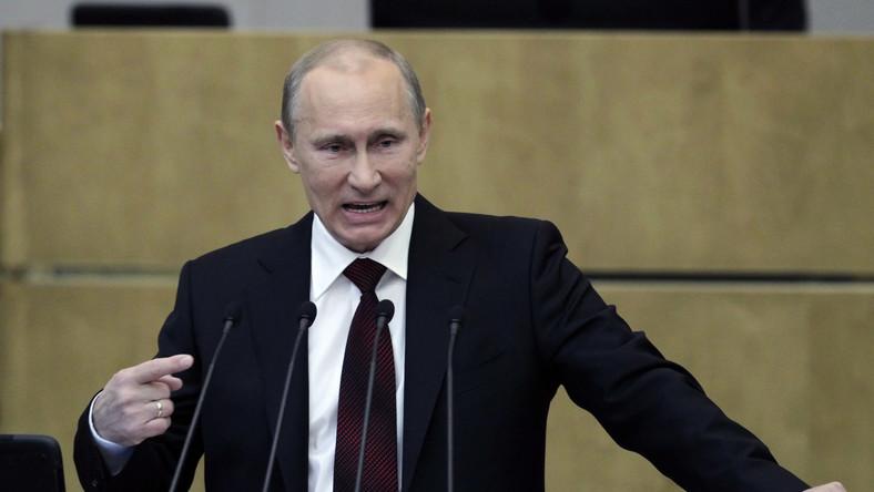 Władimir Putin zgadza się na ograniczenie liczby kadencji prezydenckich