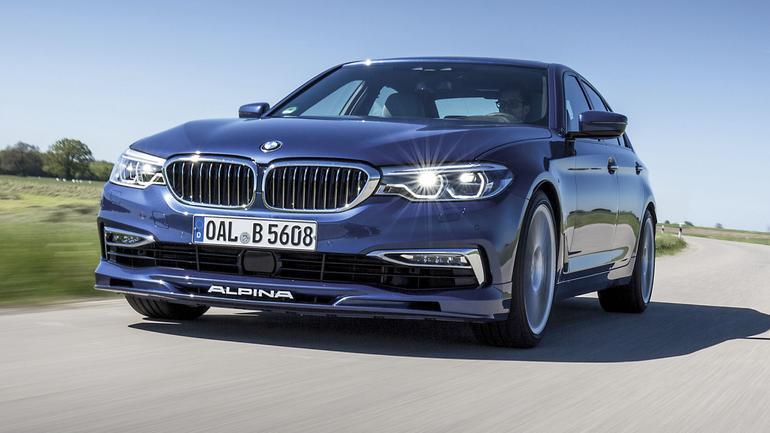 BMW Alpina B5 Biturbo - czym róźni się od BMW serii M