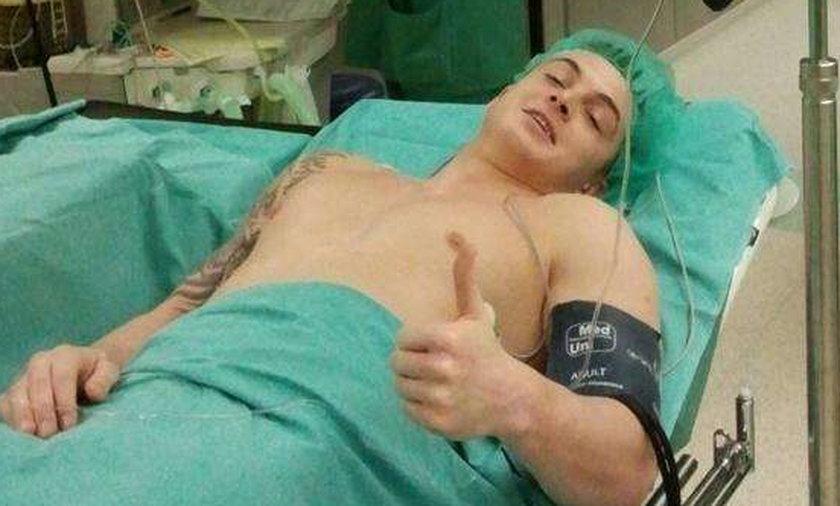 Dziennikarz Faktu ratuje rocznego chłopca chorego na białaczkę! Ty też tak możesz!