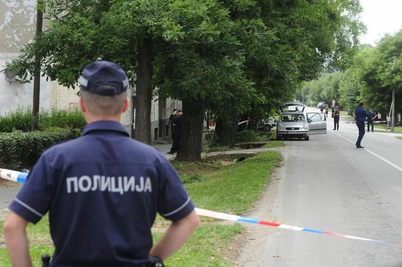 Cvetkovićev automobil pronađen upaljen