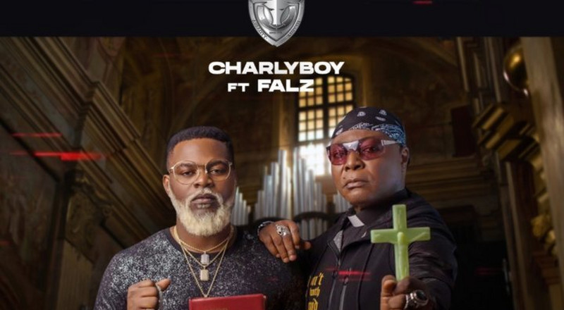 Falz and Charly Boy diss pastors in video for, 'God of Men (Fake Pastors)'