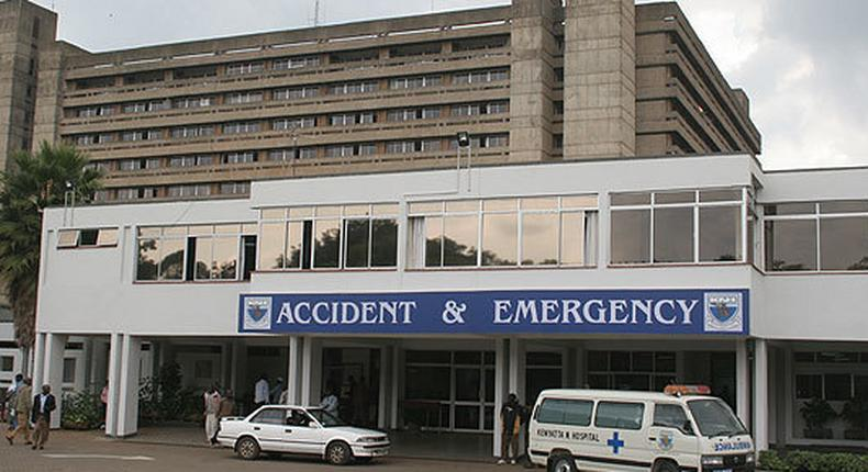 File image of KNH