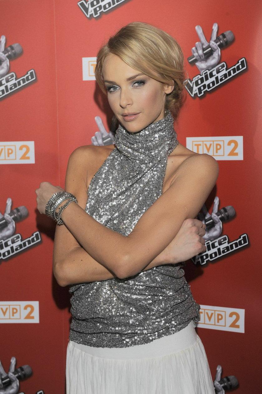 Magdalena Mielcarz w The Voice of Poland