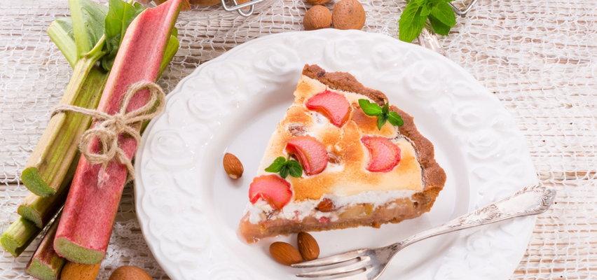 Słodko-kwaśny smak rabarbaru