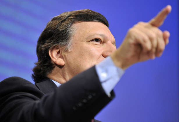 Jose Manuel Barroso, przewodniczący Komisji Europejskiej. Fot. Bloomberg