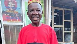 Nollywood veteran Chinwetalu Agu  [LIB]