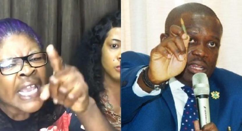 Mother of Ghanaian transgender attacks Sam George over anti-LGBTQ bill (WATCH)