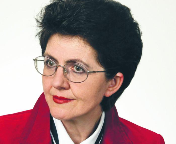 prof. Leokadia Oręziak, Szkoła Główna Handlowa, kierownik Katedry Finansów Międzynarodowych SGH