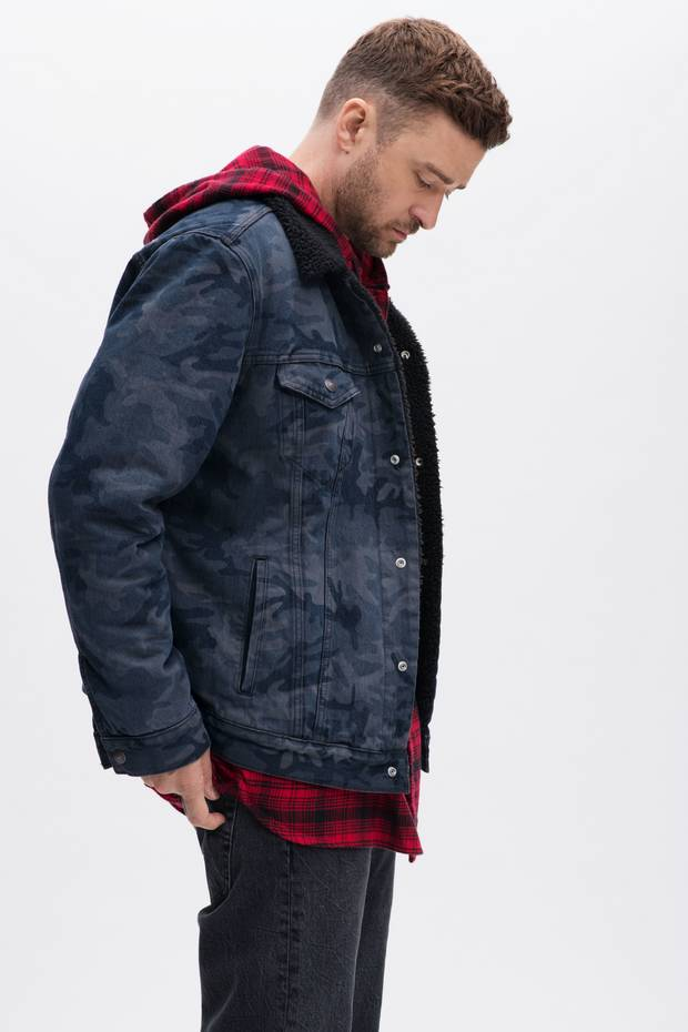 "LEVI'S® x JUSTIN TIMBERLAKE ""FRESH LEAVES"""