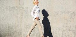 Wyprzedażowa oferta: eleganckie damskie spodnie do 60 zł