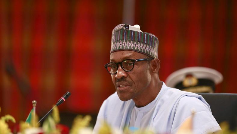 President Muhammadu Buhari (Daily Post)