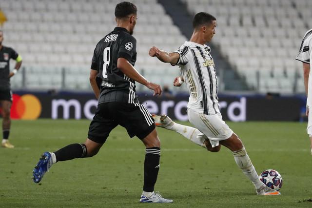 Kristijano Ronaldo postiže fenomenalan gol na meču Juventus - Olimpik Lion