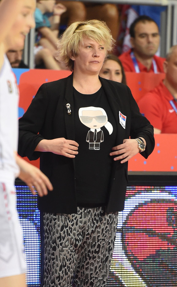 Majica Marine Maljković