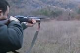 Puska gadanje lov