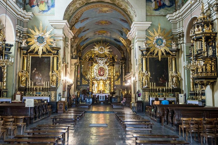 Klimatyzowane konfesjonały w Sanktuarium w Kalwarii Zebrzydowskiej