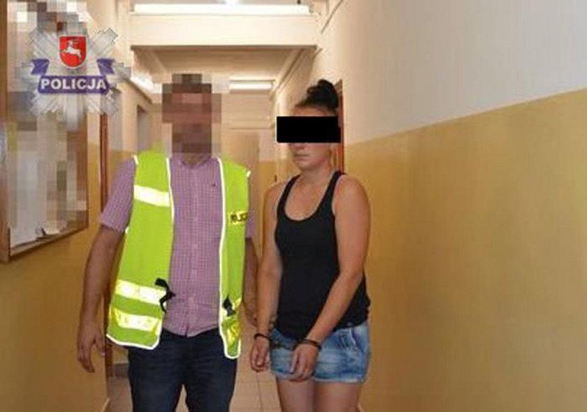 Szukała ich belgijska policja. Wpadli niedaleko Biłgoraja