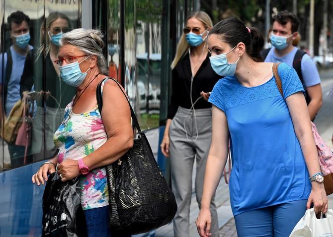 Zagreb u vreme pandemije