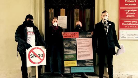 Dolnośląski Alarm Smogowy: koniec karnawału