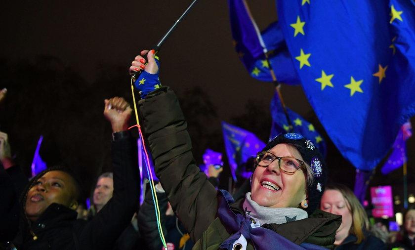 Głosowanie ws. Brexitu. Izba Gmin postanowiła, czy Wielka Brytania wyjdzie z EU