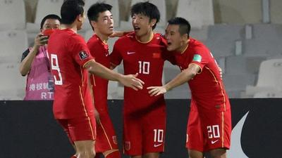 Former Everton star Li Tie has China dreaming of World Cup again
