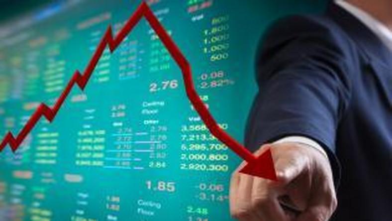 Na rosyjskiej giełdzie czerwono. Rekordowy spadek rubla