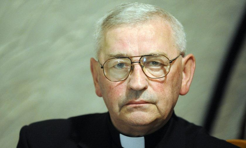 Ostre słowa biskupa Pieronka o rządzie PiS