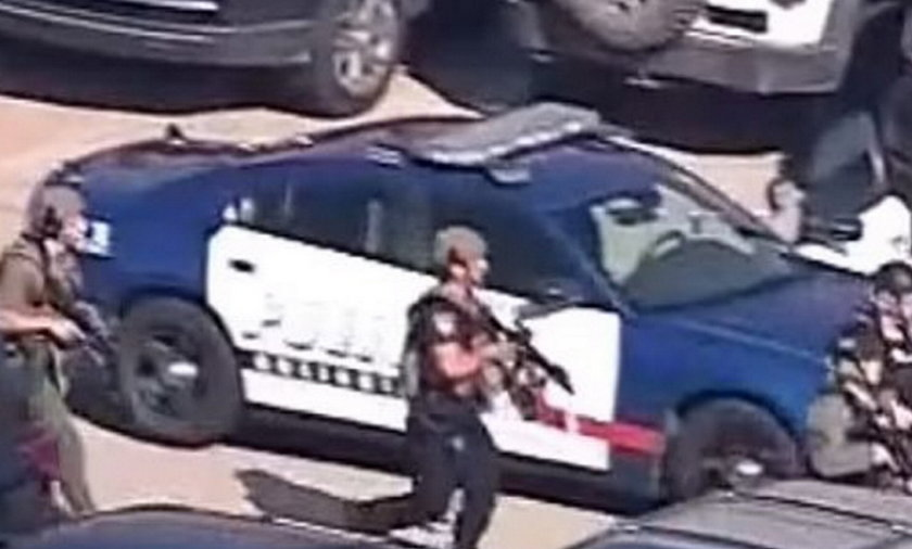 Strzelanina w szkole. 18-latek strzelał do dzieci liceum w Arlington