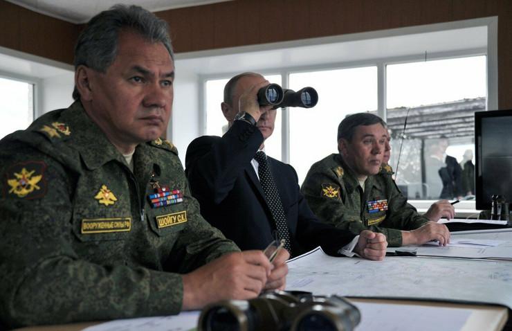 rusija vojne vežbe