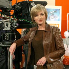 Kiedyś gwiazdy TV, a dziś? Katarzyna Obara - piękna prezenterka TVP