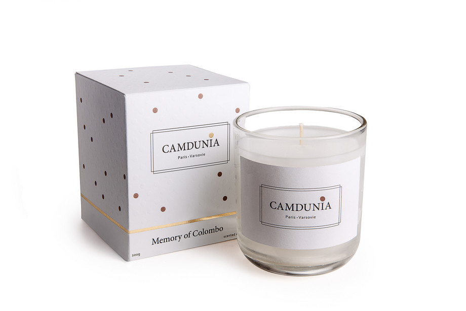 CAMDUNIA CANDLES - IN BOX - LD- COLOMBO
