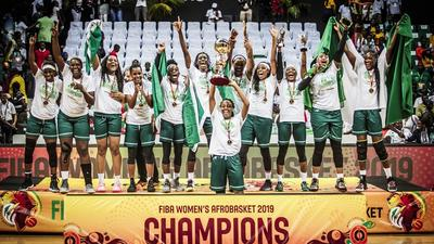 How D'Tigress of Nigeria retained Women's Afrobasket title