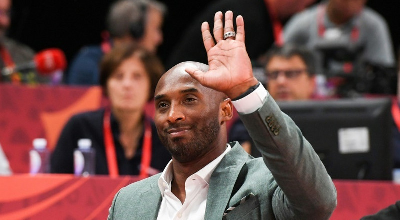 Nigerian football stars pay tribute to fallen NBA legend Kobe Bryant