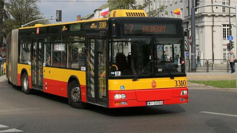 Na objazdy skierowanych zostało sześć linii autobusowych