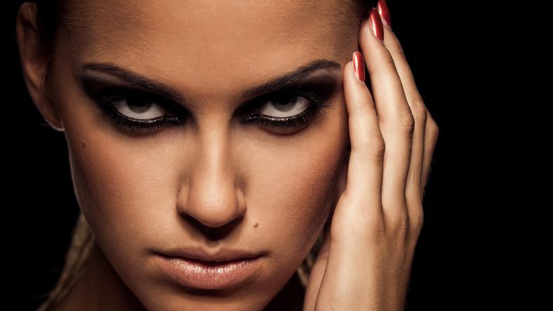 Modny makijaż na lato 2014