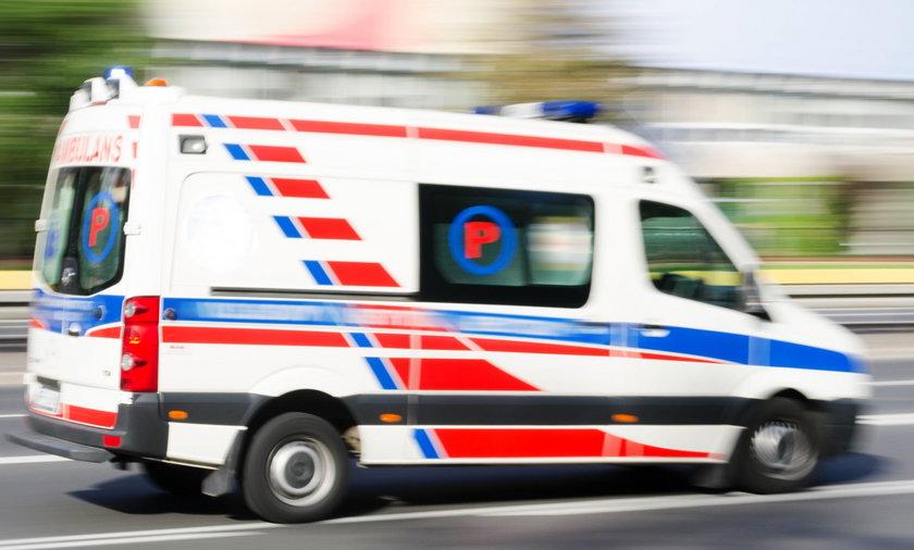 Śmierć dziecka w Hajnówce. Matka zasnęła podczas karmienia