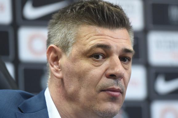 PRVA REAKCIJA IZ PARTIZANA Evo šta su crno-beli poručili nakon vesti da su navijači šamarali Savu Miloševića!