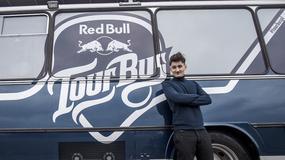 Red Bull Tour Bus z Dawidem Podsiadło wyruszy w trasę w Dzień Dziecka