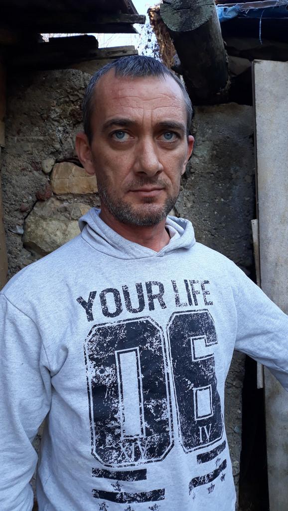 Goran Stanković koga je Malčanski berberin lažno prijavio kao jataka da mu se osveti zbog šamara