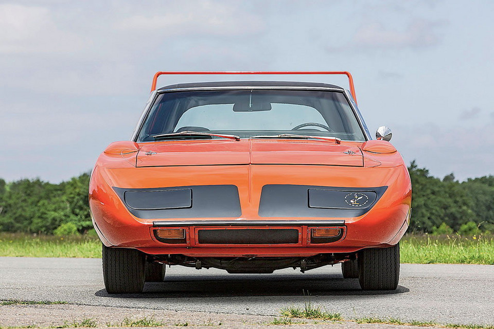 Heavy metal - Plymouth Road Runner Superbird