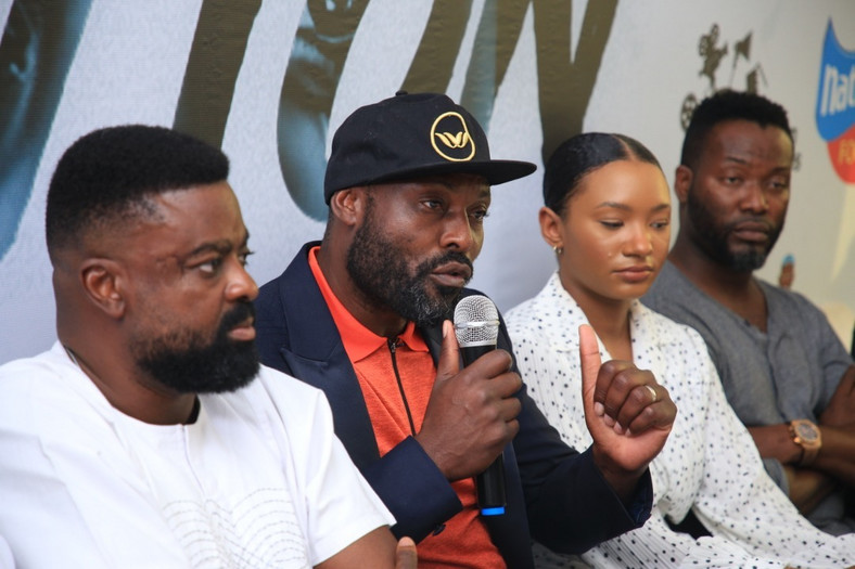 Addressing the media on Thursday January 9, 2020, at a press conference to unveil the journey of yet another creative endeavour in his near two-decade career, Afolayan said his company is set – after pre-production which started in October 2018 - for five weeks of shoot, beginning January 10, 2020, through February 15, 2020, in three countries.