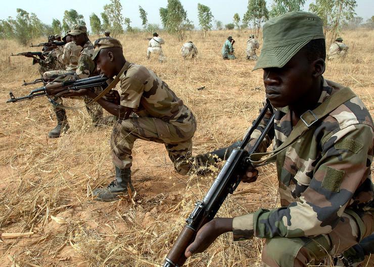 Niger vojska